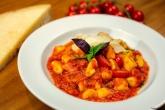 Gnocchi Pomodoro com Burrata Mastino